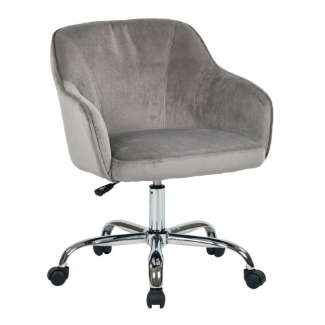 Office Star Bristol Task Chair, Charcoal