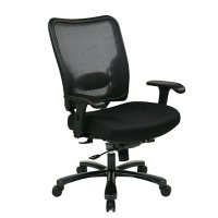SPACE Seating Double AirGrid Ergonomic Chair