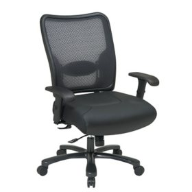 SPACE Seating Big & Tall AirGrid Back Chair