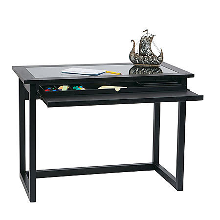 "OSP Home Furnishings Meridian 42"" Tool-Less Meridian Computer Desk"