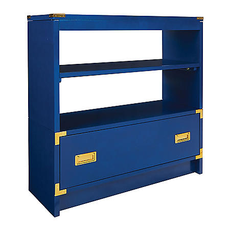 """OSP Home Furnishings Wellington 36"""" Bookcase, Various Colors"""