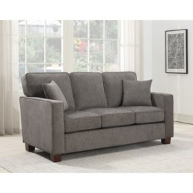 Ave Six, Russell 3-Seater Sofa - Taupe