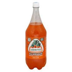 Jarritos Mandarin, (1.5L bottles, 8 pk.)
