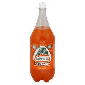Jarritos Mandarin Soda (1.5L / 8pk)