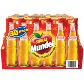 Sidral Mundet Apple Soda (11.16oz / 30pk)