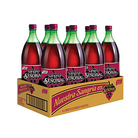 Sangria Señorial (1.5L bottle, 8 ct.)