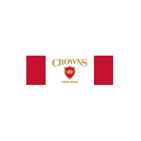 Crowns Red 100 Box (20 ct., 10 pk.)