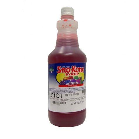 Gold Medal Sno Kone Syrup, Choose Flavor (1 qt. jug)