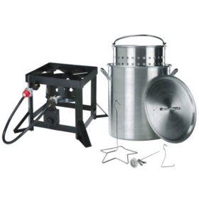 Backyard Classic Professional 36 qt. Turkey Fryer