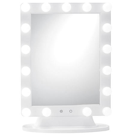 Thinkspace Large LED Hollywood Makeup Vanity Mirror, Bulb Lights