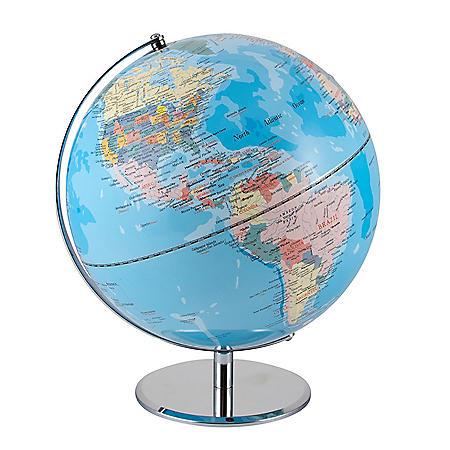 Advantus World Globe, 12 Inches (Choose Color)