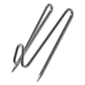 Advantus - Panel Wall Wire Hooks, Silver - 25 ct.
