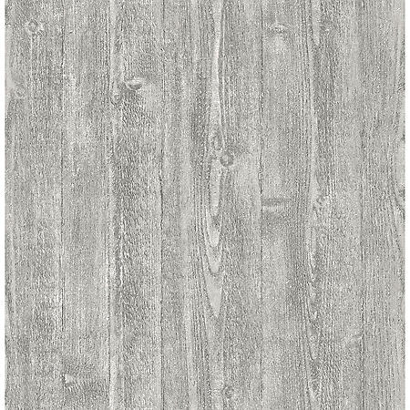InHome Portland Wood Peel & Stick Wallpaper - Set of 2