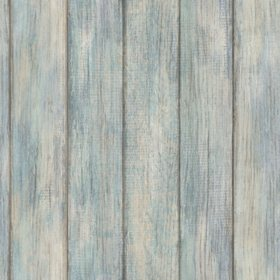 InHome Nantucket Plank Peel & Stick Wallpaper - Set of 2