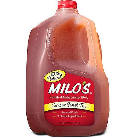 Milo's Famous Sweet Tea (1 gal.)