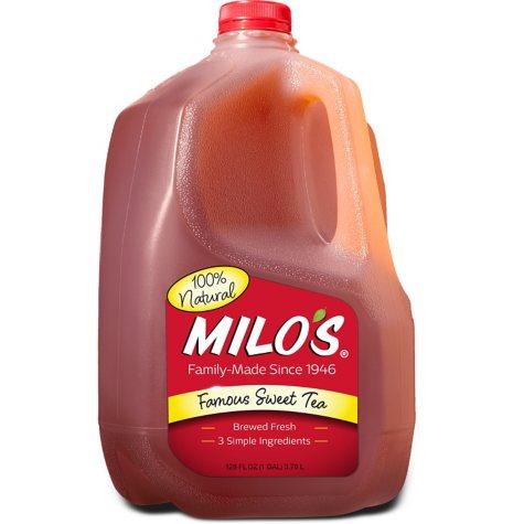 Milos Sweet Tea Gallon