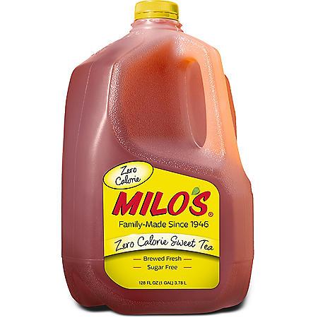 Milo's No Calorie Famous Sweet Tea (1 gal.)