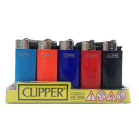 Clipper Disposable Lighters (50 ct.)