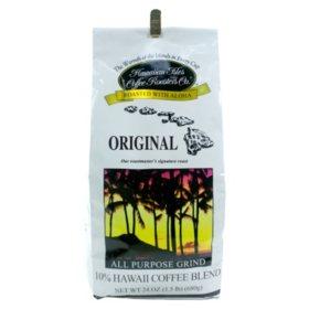 Hawaiian Isles Ground Coffee, Original Blend (24 oz.)