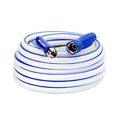 "SmartFlex 5/8"" x 50' RV/Marine Hose - 3/4 GHT Fittings"