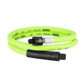 "Flexzilla ZillaWhip 3/8"" x 4' Ball Swivel Whip Hose"