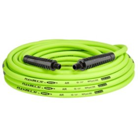 "Flexzilla 1/4"" x 50' Air Hose - 1/4"" MNPT Fittings"