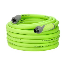 "Flexzilla SwivelGrip Garden Lead-in Hose, 5/8"" x 75', 3/4"" (11½ GHT Fittings)"