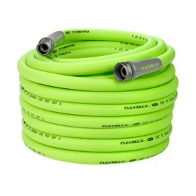 "Flexzilla Garden Hose, 5/8"" x 100', 3/4"" (11½ GHT Fittings)"