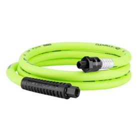 "Flexzilla ZillaWhip 3/8"" x 6' Ball Swivel Whip Hose"