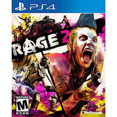 Rage 2 (Playstation 4)