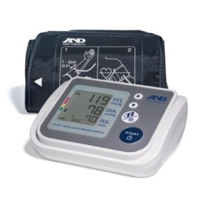 A&D Medical Talking Blood Presure Monitor