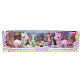 Deluxe Unicorn Playset