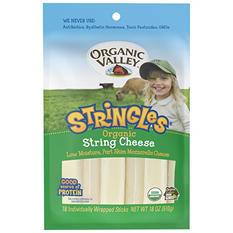 Organic Valley Mozzarella Stringles (18 ct.)