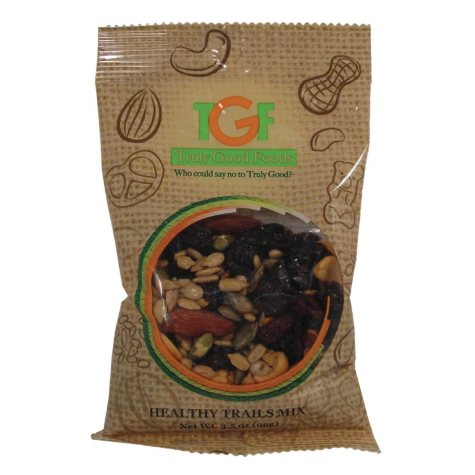 Truly Good Healthy Trail Mix  (3.5 oz. bags, 60 ct.)