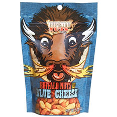 Buffalo Nuts Blue Cheese Variety (5 oz. bags, 12 ct.)