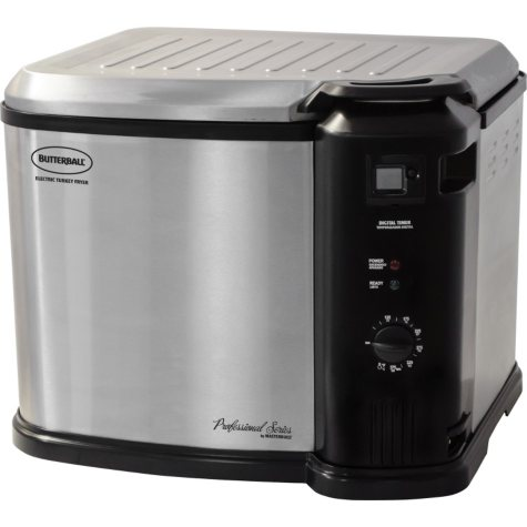 Butterball XL Electric Turkey Fryer with Timer