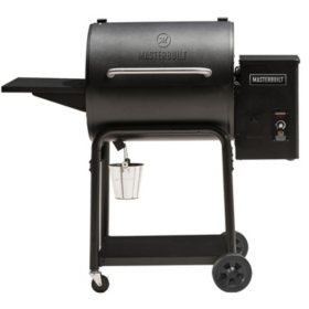 "Masterbuilt MWG600B 24"" Pellet Grill and Smoker - 604 sq. inches of Cooking Area"