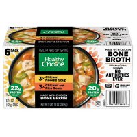 Healthy Choice Soup made with Chicken Bone Broth (15 oz., 6 pk.)