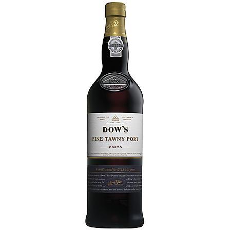 Dow's Fine Tawny Porto (750 ml)