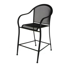 Steel Mesh Bar Chair