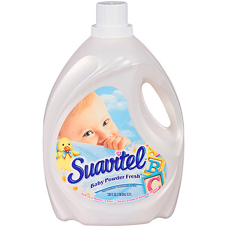 Suavitel Baby Powder Fresh Fabric Conditioner - 200 fl. oz.