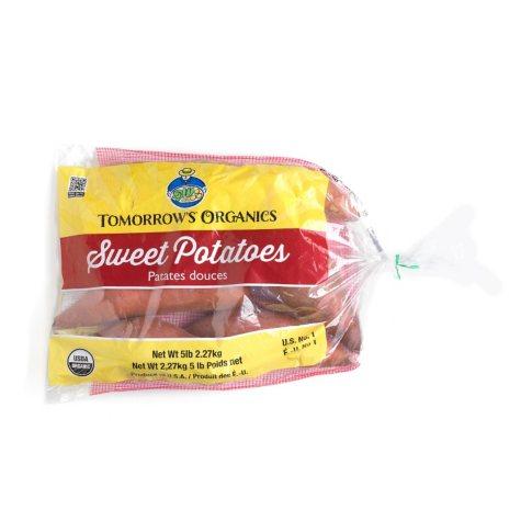 Organic Sweet Potato (5 lbs.)