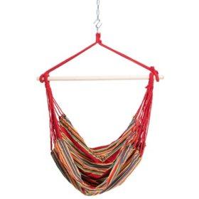Castaway Fabric Rope Swing (Multi)