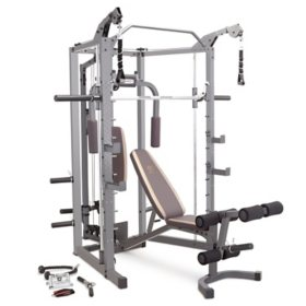 Marcy SM 4008 Combo Smith Home Gym
