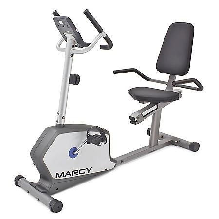 Marcy Recumbent Exercise Bike NS-1201R