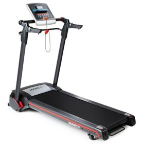 Marcy Pre Assembled Foldable Treadmill