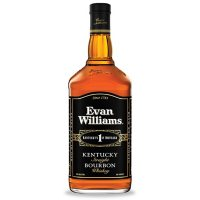 Evan Williams Black Label Kentucky Bourbon Whiskey (1.75 L)