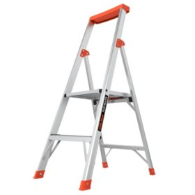 Little Giant Ladder Systems Flip-N-Lite M4 Aluminum Step Ladder