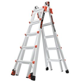 Little Giant Velocity Model 22 Ladder with Work Platform