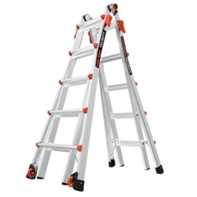 Little Giant Ladder Velocity Model 22 Multi-Use Ladder Type 1A